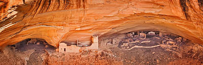 Mummy Cave Ruin - Canyon De Chelly National Monument Photograph Poster by Duane Miller