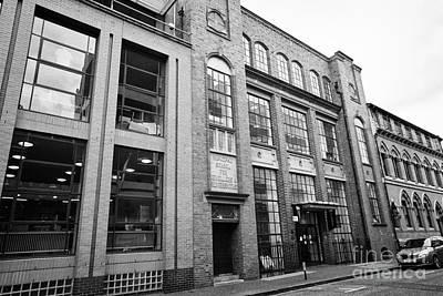 municipal school for jewellers and silversmiths school of jewellery Birmingham UK Poster by Joe Fox