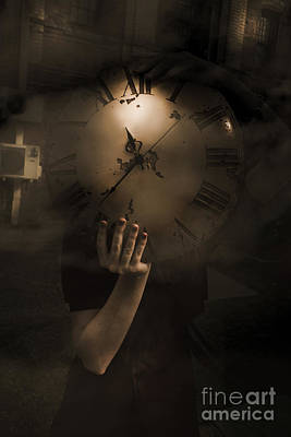 Mysteries Of Time Poster by Jorgo Photography - Wall Art Gallery