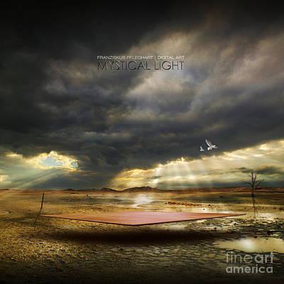 Mystical Light Poster by Franziskus Pfleghart