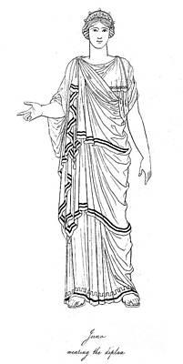 Mythology: Hera/juno Poster by Granger
