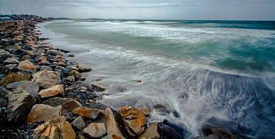 Nantasket Beach Poster by Brian MacLean