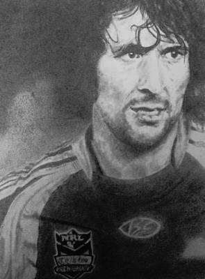 Nathan Hindmarsh Poster by Kate