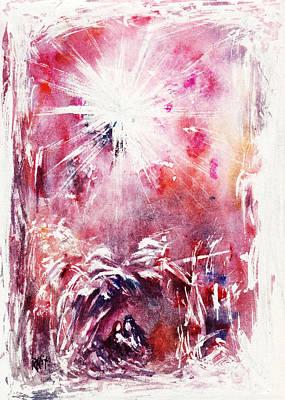 Nativity 5 Poster by Rachel Christine Nowicki