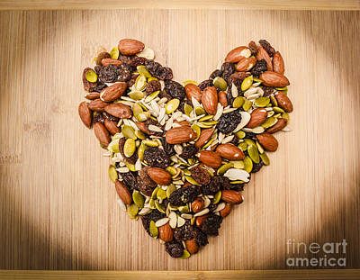 Natural Ingredients Love Poster by Jorgo Photography - Wall Art Gallery