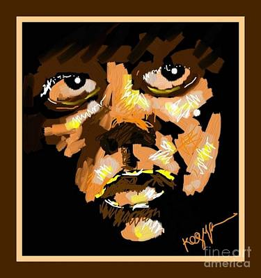 New Hope I  Poster by Kegya Art Gallery