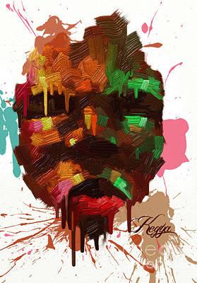 New Hope IIi Poster by Kegya Art Gallery