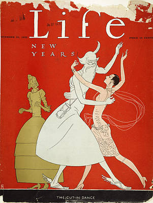 New Year: Magazine Cover Poster by Granger