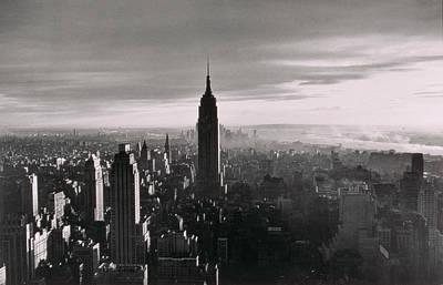 New York City Untitled Nine Poster by Nat Herz