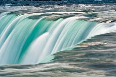 Niagara Falls Number 2 Poster by Steve Gadomski