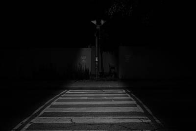 Nightwalk Poster by Kreddible Trout