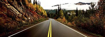 Northern Highway Yukon Poster by Mark Duffy