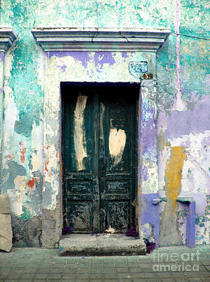 Old Door 4 By Darian Day Poster by Mexicolors Art Photography
