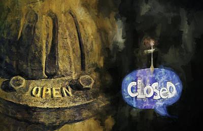 Opposites Poster by Scott Norris