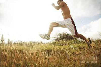 Outdoor Jogging IIi Poster by Brandon Tabiolo - Printscapes