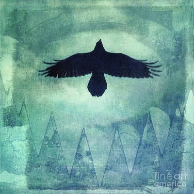 Over The Edges Poster by Priska Wettstein