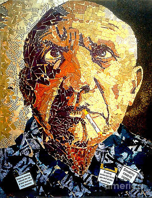 Pablo Picasso Poster by Kegya Art Gallery