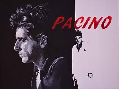 Pacino Poster by Ken O'Hara
