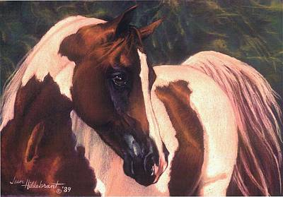 Paint Poster by Jean Hildebrant