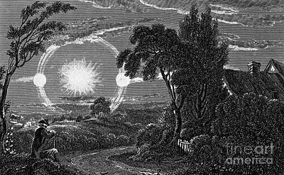 Parhelion, 1820 Poster by Wellcome Images