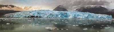 Patagonia - Glacier Amalia Poster by Michael Jurek
