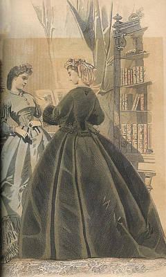 Peterson 1864 #8 Poster by Karen Szatkowski