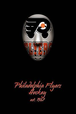 Philadelphia Flyers Established Poster by Joe Hamilton