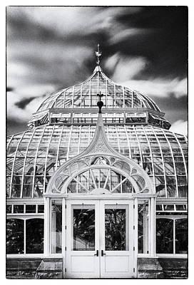 Phipps Conservatory II Poster by Robert Fawcett