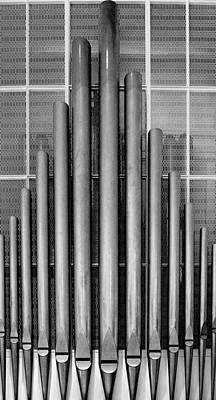 Pipe Organ Poster by Steven Ainsworth