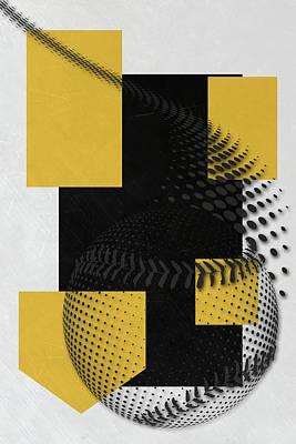 Pittsburgh Pirates Art Poster by Joe Hamilton