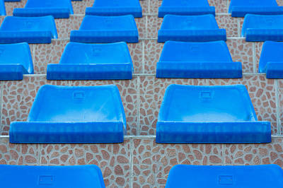 Plastic Sits Poster by Boyan Dimitrov