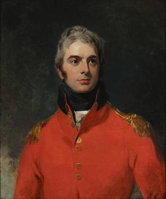 Portrait Of A Man Poster by Thomas Lawrence