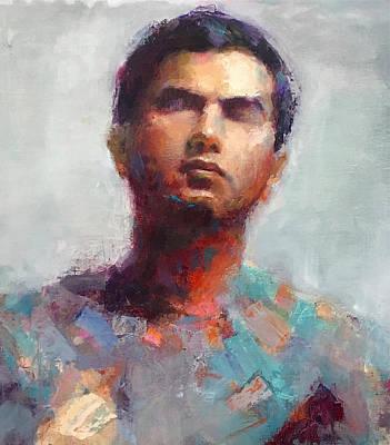 Portrait Poster by Swasti Jain