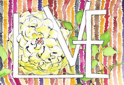 Powerpuff Love Poster by Faith Teel