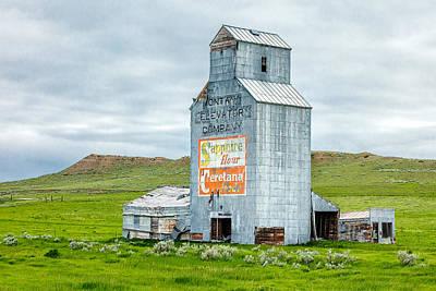 Prairie Sentinel Poster by Todd Klassy