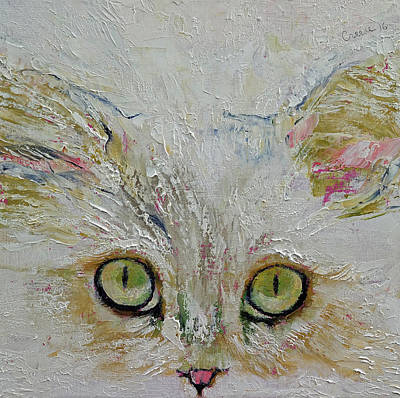 Princess Poster by Michael Creese