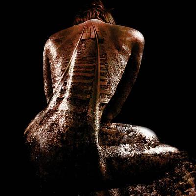Railway Skin Poster by Marian Voicu