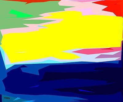 Rainbow 3 Poster by Patrick J Murphy