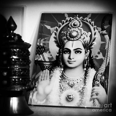 Rama  Poster by Sharon Mau