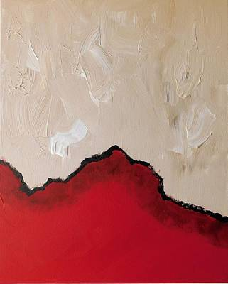 Red Planet Poster by Susan Wooler
