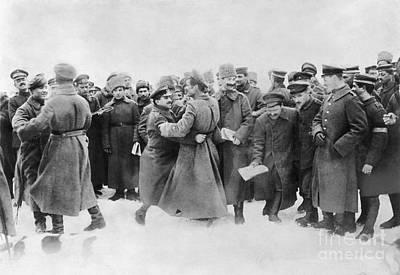 Revolution Of 1917 Poster by Granger