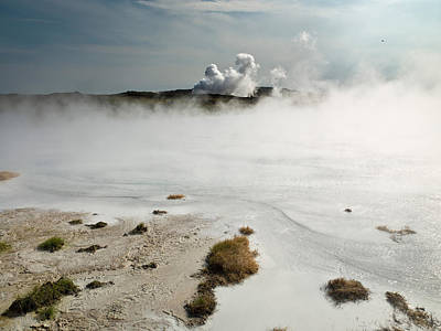Reykjanesvirkjun Geothermal Power Poster by Panoramic Images
