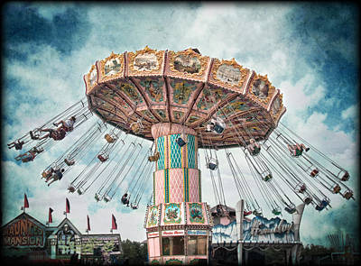 Ride The Sky Poster by Tammy Wetzel