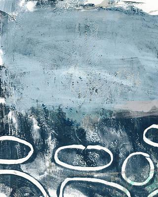 River Walk 2- Art By Linda Woods Poster by Linda Woods