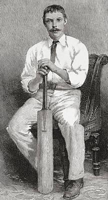 Robert Abel, Aged 27, 1857 Poster by Vintage Design Pics