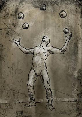 Rodrigo Poster by H James Hoff