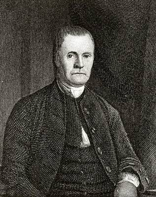 Roger Sherman 1721 To 1793 American Poster by Vintage Design Pics