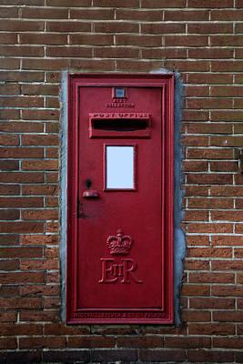 Royal Mail Poster by Joana Kruse