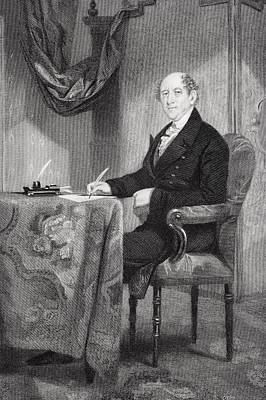 Rufus King 1755-1827. American Poster by Vintage Design Pics