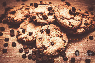 Rustic Kitchen Cookie Art Poster by Jorgo Photography - Wall Art Gallery